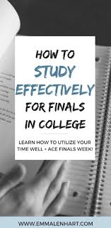 17 best images about college life study tips how to study effectively for finals in college ace your exams
