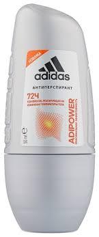 Купить Антиперспирант ролик <b>Adidas Adipower</b>, 50 мл по низкой ...