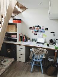 sensational space home ikea workspace inspiring design integrate divine simple ikea wooden office table with impressive vintage attractive wooden office desk