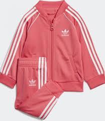 Спортивный Костюм Для Девочки <b>Adidas</b> Superstar Suit, Цвет ...
