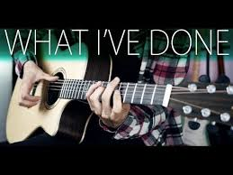 Linkin Park - What i've done (<b>OST Transformers</b>) Fingerstyle guitar ...