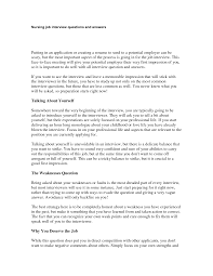 essay on job interview questions 91 121 113 106 essay on job interview questions