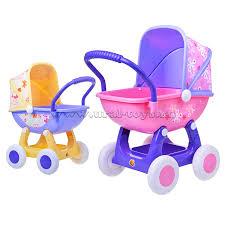 """<b>Коляска</b> для кукол """"Arina <b>№2</b>"""" 4-х колёсная (в пакете) - <b>Полесье</b> ..."""