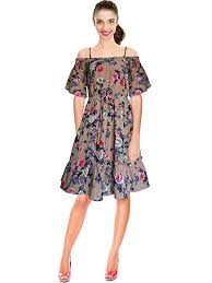 Buy BEFORE|AFTER BeforeAfter Floral Multi <b>Color Print</b> Georgette ...