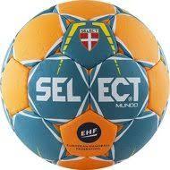 <b>Мяч гандбольный SELECT Mundo</b>, Junior р.2, EHF Approved, ПУ в ...