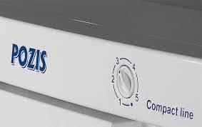 Морозильник <b>Pozis FV</b>-<b>108 серебристый</b> — купить в интернет ...