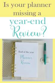 is your planner missing a year end review sweet tea saving grace ideas for reviewing the past year before making goals for the new year