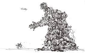 حماية الأسد لأبناء اللواء