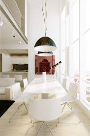 Dining Room Sets Austin Tx 10 Modern White Dining Room Sets That Will Delight You