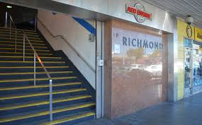 Richmond railway station, Melbourne