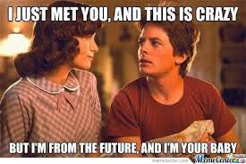 Back To The Future Memes. Best Collection of Funny Back To The ... via Relatably.com