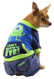 <b>Комбинезон для собак</b> Triol Disney Monsters с <b>джинсами</b> S ...