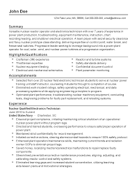 professional nuclear reactor operator templates to showcase your professional nuclear reactor operator templates to showcase your talent myperfectresume