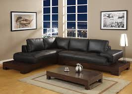 Of Living Rooms With Black Leather Furniture Modern Living Room Decor Idolza