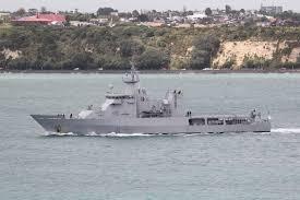 HMNZS Wellington (P55)