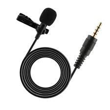 HBKS Portable Professional Grade Lavalier Microphone <b>3.5mm</b> ...