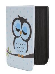 <b>Аксессуар Чехол BookCase для</b> PocketBook 616 627 632 Owl BC ...