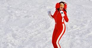 Shop Kathryn Dennis' Red-<b>Hot</b>, $1K <b>Sexy Ski</b> Outfit from Southern ...