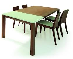 latest dining tables: awesome retro dining room wood x in latest dining table designs