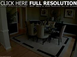 area rug size placement guide appealing dining room using cool area rugs lowes plus cabinets and rug