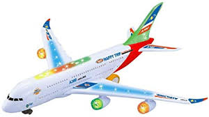 Studyset Kids <b>Electric Airplane</b> Toy Simulation Aircraft Jet Toy with ...