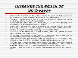 newspaper essay writing in english