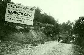 Image result for mammoth cave national park history
