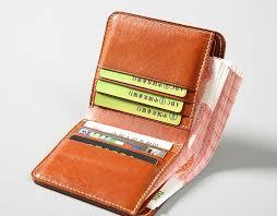 Handmade <b>Leather Mens</b> Slim Cool <b>Short Leather Wallet Men</b> Small ...