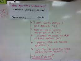 msfitch licensed for non commercial use only unit death of each quote and determine what characteristic of mccandless is being implied hinted at by the author write the characteristic opposite