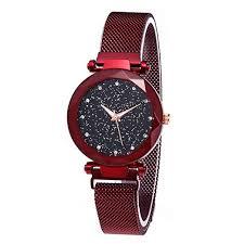 JIUMAN Luxury Starry Sky Women Watches Rose ... - Amazon.com