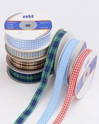 Woven Edged Taran/<b>Plaid</b>/Checker <b>Ribbon</b>/<b>Check Ribbon</b>