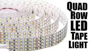 World's <b>Brightest LED</b> Light Strips; Quad <b>LED</b> Tape Light - YouTube
