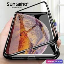 Suntaiho magnetic adsorption Phone case for iPhone XS ... - Vova