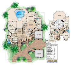 Tuscan House Plan   La Casa Del Sol II House Plan   Weber Design GroupLa Casa Del Sol II House Plan