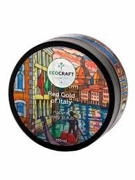 "<b>Скраб для</b> тела ""Red gold Italy"" | <b>EcoCraft</b> - Натуральная косметика"