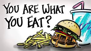 You ARE What <b>You Eat</b> - YouTube