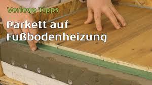 Fußbodenheizung Trockenbau Auf Holzboden