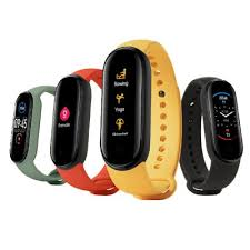 <b>NEW Xiaomi Mi Band</b> 5 Smart Bracelet 4 Color AMOLED Screen ...