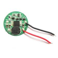 Input 12V~24V 27mm <b>LED Driver</b> For 1~<b>3PCS</b> Cree LED 10W XML ...