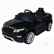 Детский <b>электромобиль Rastar Range Rover</b> Evoque - купить в ...