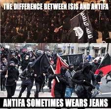 Image result for antifa meme