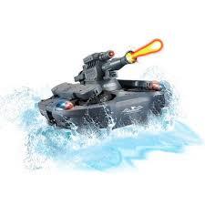 <b>Радиоуправляемый танк-амфибия YED Amphibious</b> Chariot Black ...