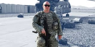 memorial day essay on honoring fallen soldiers   why war survivors  richard allen smith at kandahar airfield in