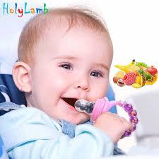 <b>New Kids Nipple Fresh</b> Food Milk Nibbler Feeder Feeding Safe ...