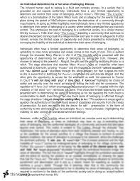 essay on the crucible and the lottery   year  hsc   english    essay on the crucible and the lottery