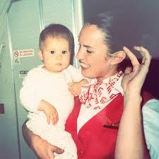 instagram questions for flight attendant valerie klm blog valerie working for martinair in 2001
