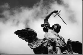 Image result for THE ANGEL OF THE LORD DESTROYS JERUSALEM