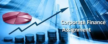 finance homework SlideShare Corporate Finance Assignment Help