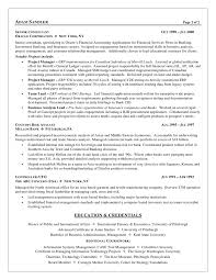 resume examples business analyst resume objective junior business skills resume examples template of business resume experience of working as senior consultant and risk