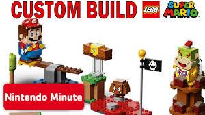 <b>LEGO Super Mario</b> Custom Build + Coin CHALLENGE! - YouTube